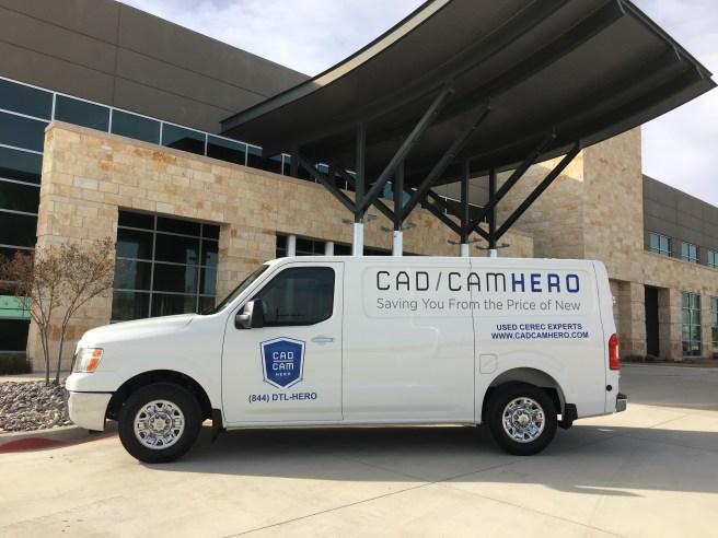 CAD/CAM HERO, LLC   Used CEREC Experts   (844) 385-4376