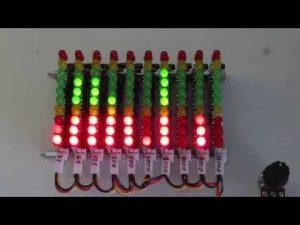 Frequency Analyzer Project