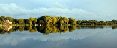 Wisconsin, WI, glassy water, summer in wisconsin