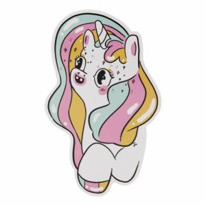 Frilly Pops Miss Magic the unicorn - sticker