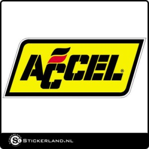 Accel Oldskool retrosticker 25cm