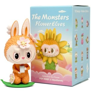 POP MART POP MART LABUBU (The Monsters Flower Elves) blind box
