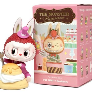 POP MART POP MART LABUBU (The Monsters Patisseries) blind box