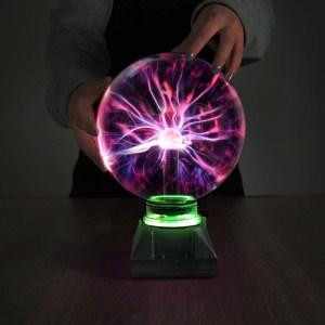 Plasmabol - 20 cm met 3 standen