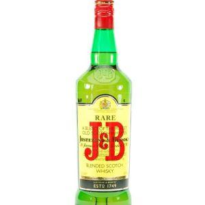 J & B Whisky 100cl