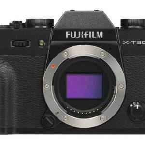 Systeemcamera Fujifilm X-T30 26.1 Mpix Zwart Touch-screen, Elektronische zoeker, Klapbaar display, WiFi, Flitsschoen, Bluetooth