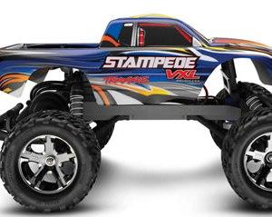 Traxxas Stampede VXL brushless monster truck RTR - TSM