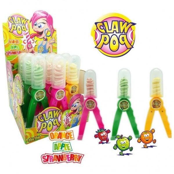 Snoep Claw Pop