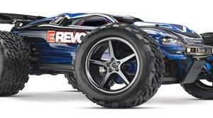 Traxxas E-Revo electro truggy RTR