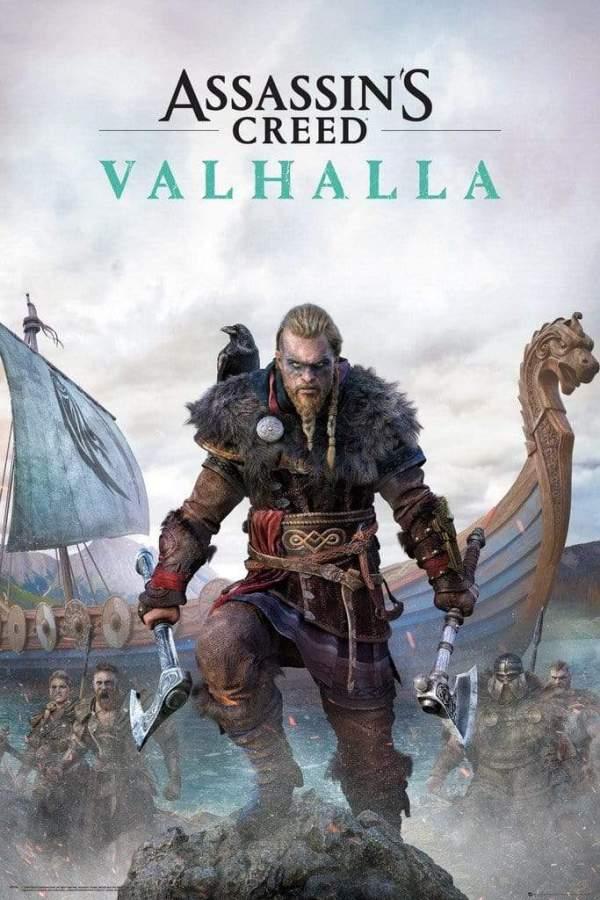 GBeye Assassins Creed Valhalla Standard Edition Poster 61x91,5cm