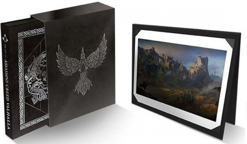 The Art of Assassin's Creed Valhalla Deluxe Edtion