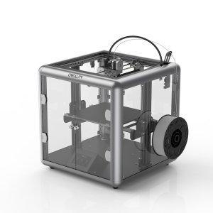 Creality 3D® Sermoon D1 Volledig metalen extrusie 3D-printer 280 * 260 * 310 mm Afdrukformaat Stil moederbord / transpar