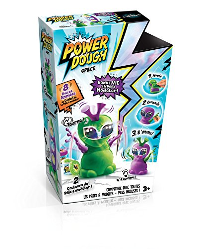 Canal-Toys-CT57900-Loisir-Cratif-Power-Dough-Crazy-Space-0
