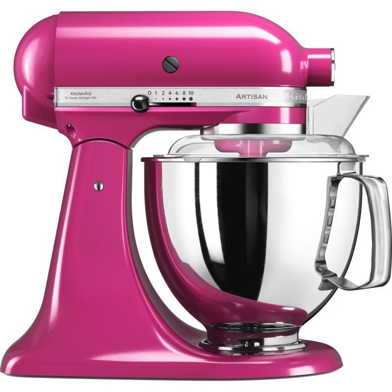 robot de cuisine rose Kitchenaid