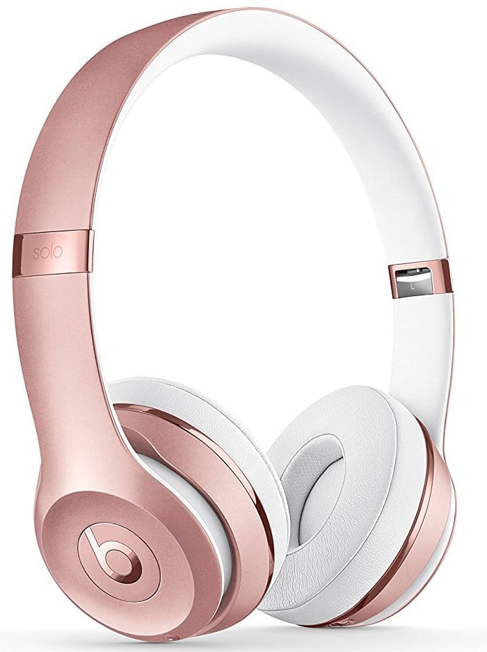 casque audio rose Beats
