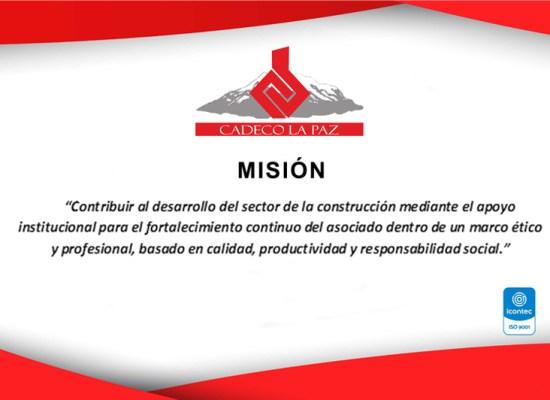 MISION WEB