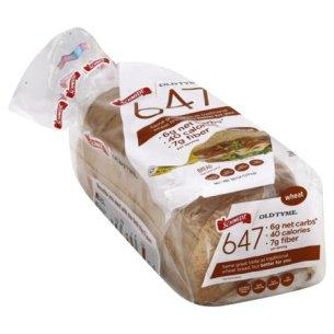Schmidt 647 Wheat Bread