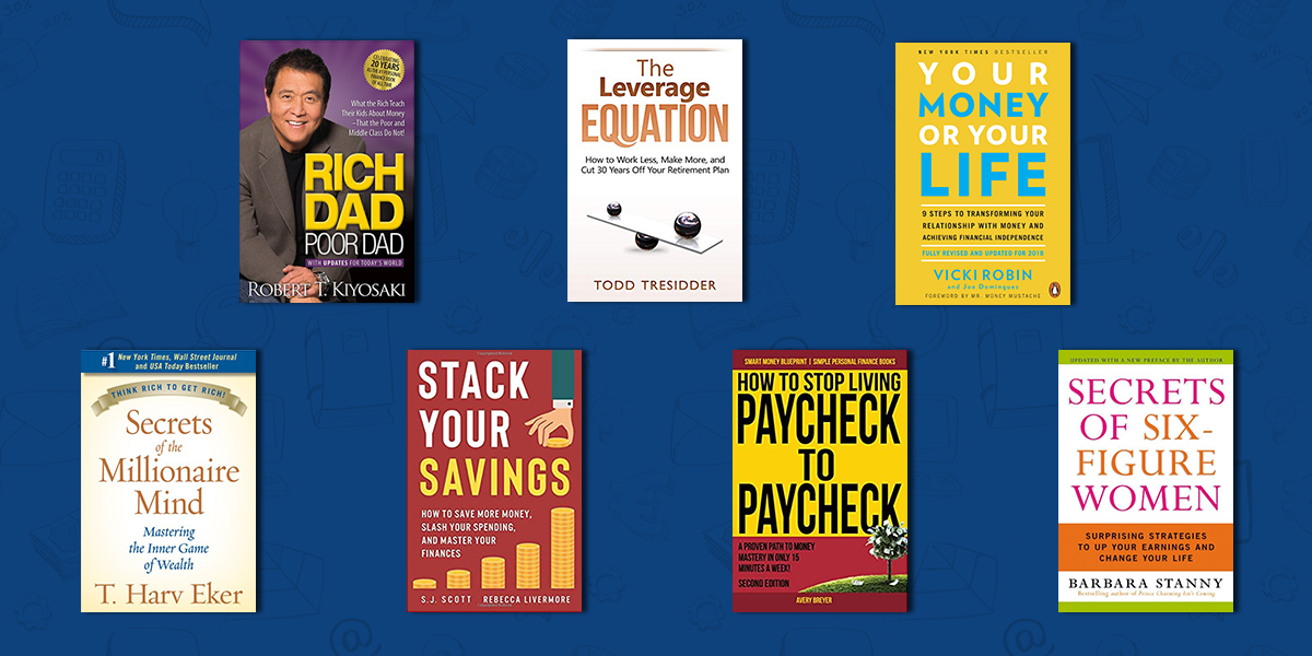 The 7 Best Personal Finance Books Of All Time Cade Hildreth