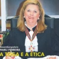 Valeu Desembargadora Marli Ferreira! A Petrobras e o Brasil Agradecem!