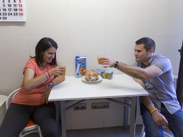 Fundación Caja Inmaculada CAI y Cadis Huesca refuerzan su colaboración para ayudar a personas con discapacidad