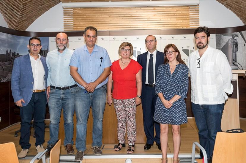 La Diputación de Cáceres, comprometida con el empleo de las personas con discapacidad intelectual