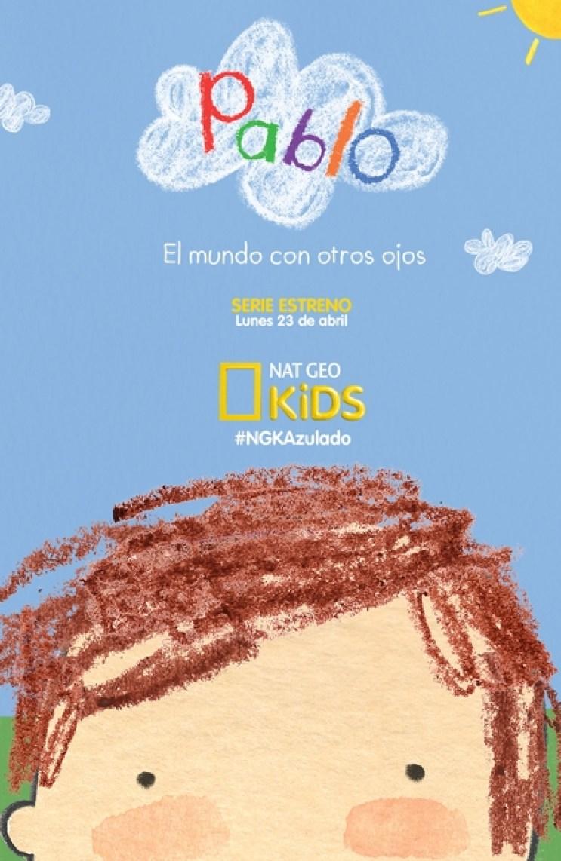 Nat Geo Kids estrena Pablo
