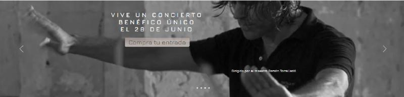 Sólo queda un mes para el #ConciertoDreamers, a las órdenes del maestro Ramón Torrelledó