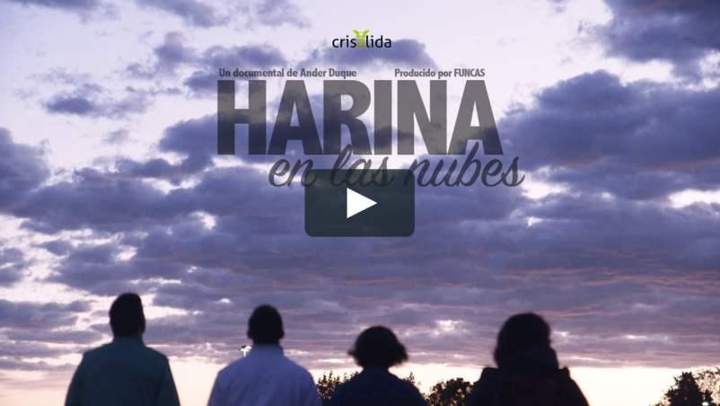 Aragón TV emite el documental 'Harina en las nubes' sobre la integración de jóvenes con discapacidad intelectual
