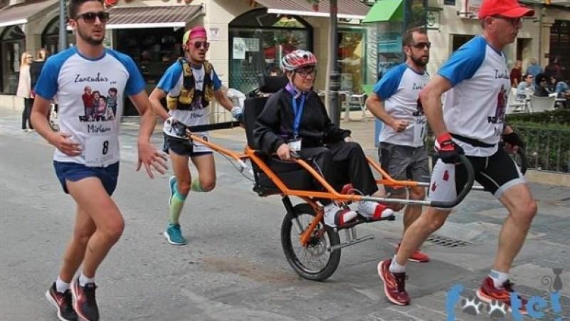 Cinfa entrega 3.500 euros a cuatro iniciativas de ayuda a personas con discapacidad y Síndrome de Down