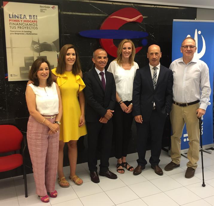 La Fundación Ibercaja destina 4.000 € a tres asociaciones