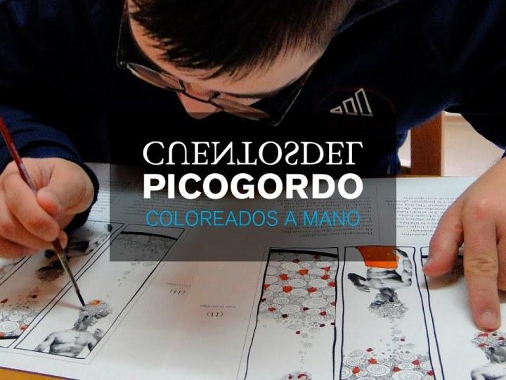 APANAS firma un convenio de colaboración con CUENTOS DEL PICOGORDO, de Editorial Códices Azules