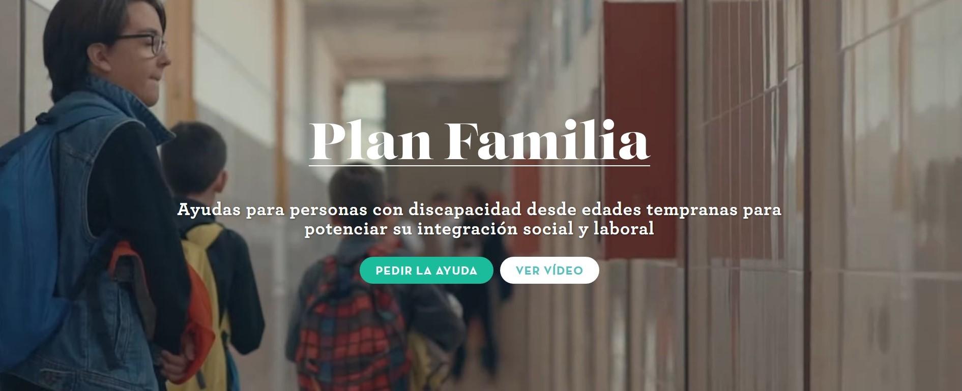 La Fundación Adecco abre la convocatoria Plan Familia 2019 para facilitar el acceso al empleo de personas con discapacidad