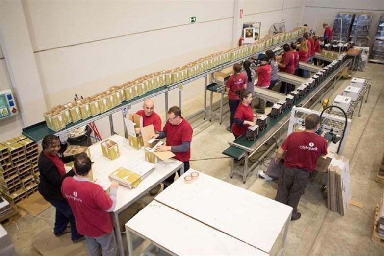 Diversis promueve un plan de Responsabilidad Social para 60 trabajadores con discapacidad
