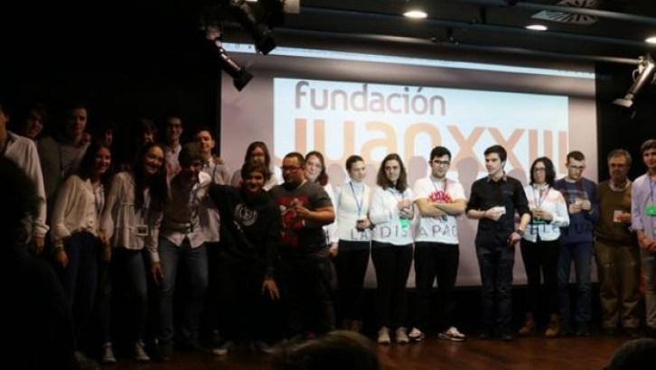 """Fundación Juan XXIII Roncalli impulsa un nuevo videojuego para personas con discapacidad: """"Tecnología para ayudar"""""""