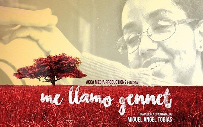 'Me llamo Gennet', la película sobre Gennet Corcuera, la primera persona sordociega con título universitario en Europa