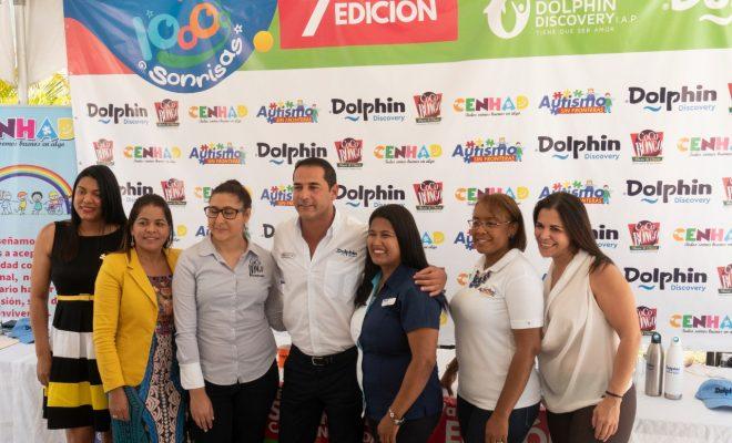 Dolphin Discovery Punta Cana beneficiará fundaciones para niños con autismo