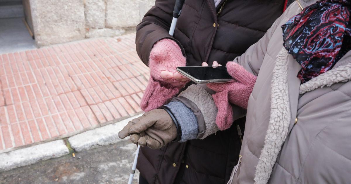 GPS auditivo para hacer accesible el Camino de Santiago