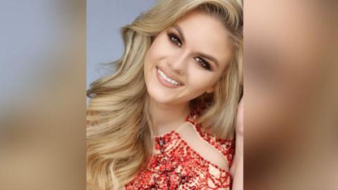 Rachel Barcellona, la primera persona con autismo en competir en Miss Florida