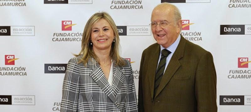 Bankia y Fundación Cajamurcia impulsan con 94.000 euros 37 proyectos para personas con discapacidad