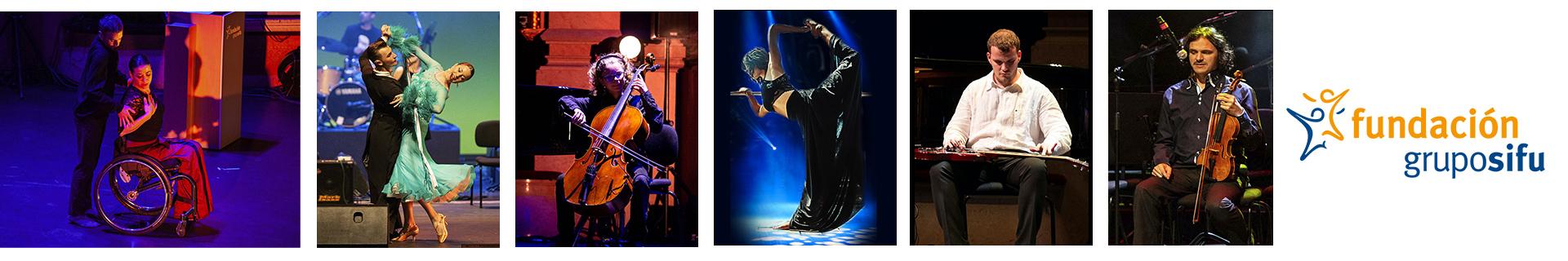 Fundación Grupo SIFU beca a 8 artistas de la música y de la danza para completar su formación