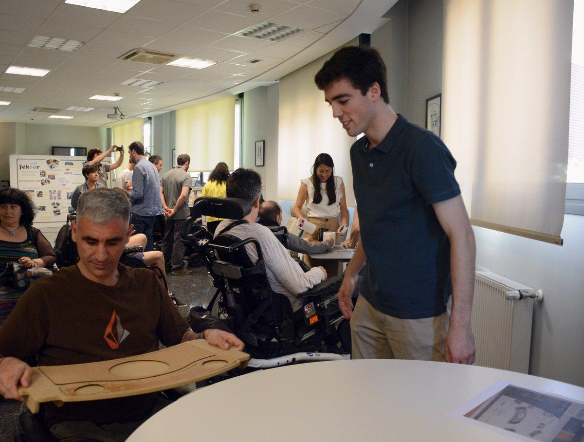 Etxegoki y la Universidad de Deusto por la autonomia de las personas con discapacidad