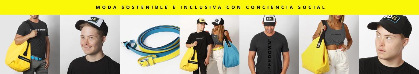 SUPERDOWN21, una marca de moda sostenible e inclusiva