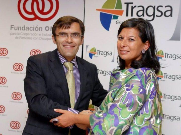 El Grupo Tragsa fomenta la inserción laboral de personal con discapacidad
