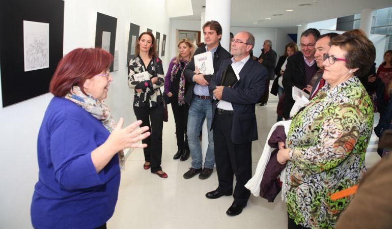 IInauguración de la exposición 'La Escuela de la República. Memoria de una ilusión' en el CEART de Fuenlabrada. / Ayuntamiento de Fuenlabrada