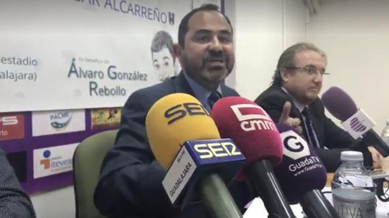 Javier Meléndez nuevo entrenador del CD Guadalajara: Los accionistas mayoritarios del Dépor toman las riendas del club y nombran a Javier Meléndez nuevo entrenador
