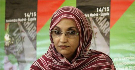 Aminatou Haidar, en una imagen de archivo