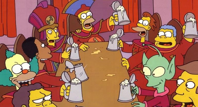Detective Homero Simpson Facebook