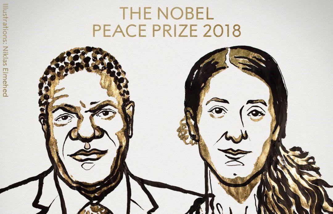 Resultado de imagen para premio nobel de la paz Denis Mukwege