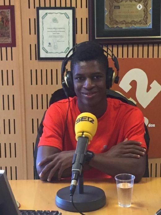 De Guinea Conakry al fútbol pasando por Cádiz, la historia del joven Buba Barry