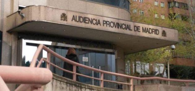 La sentencia ha sido dictada por la Audiencia Provincial de Madrid
